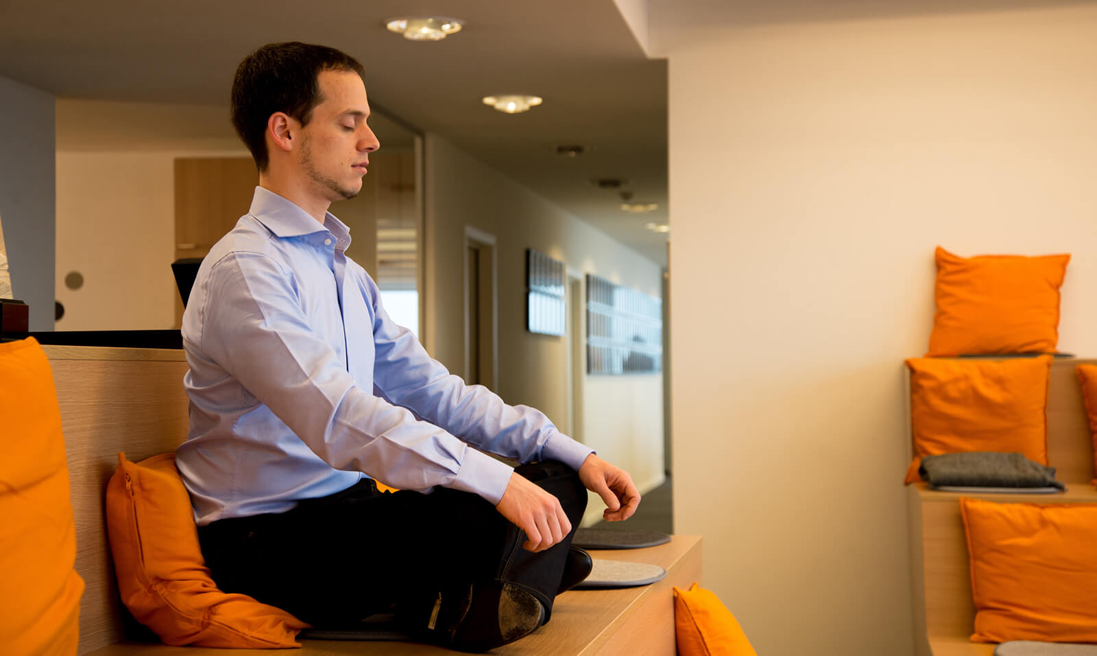 Xavier Damman - Meditation